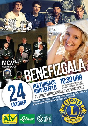 Benefiz2013 Flyer